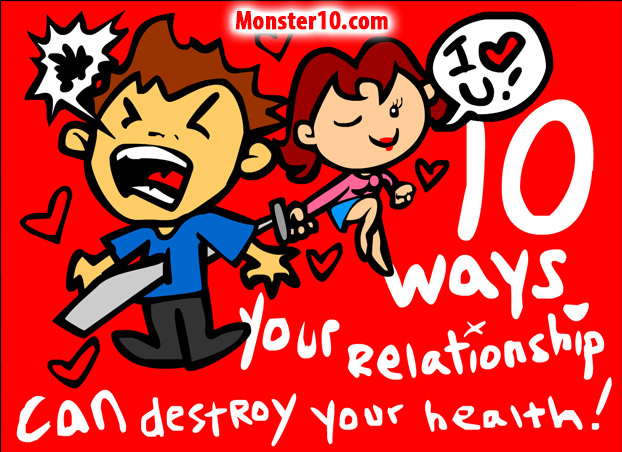 Your Relationship May Be Killing You!