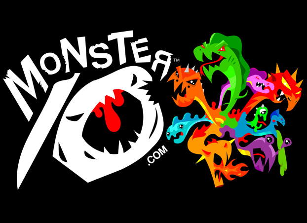Monster 10 Logo
