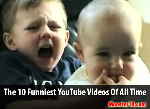The 10 Funniest YouTub...