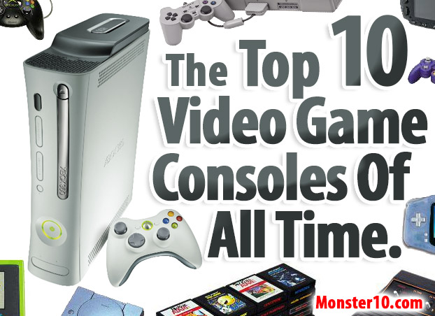 Greatest Video Game Consoles of All Time - Vocal
