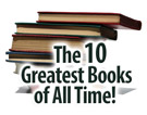 The 10 Greatest Books of All Time!