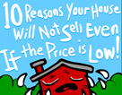 10 Reasons Your House Will Not Sell Even If The Price Is Low!