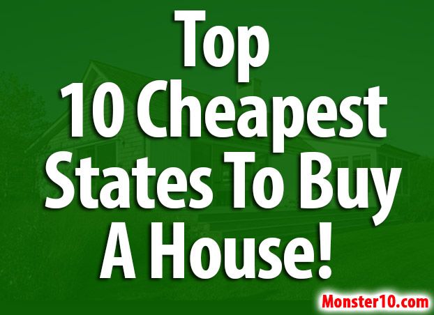 Cheapest places to buy a house in california cheapest for How to buy a house cheap