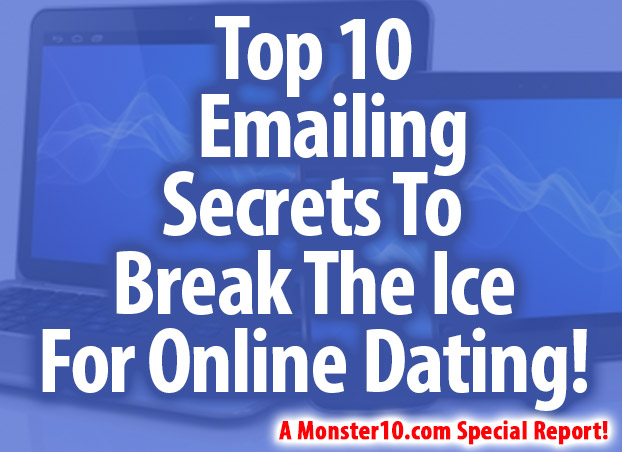 How to text online dating ice breaker