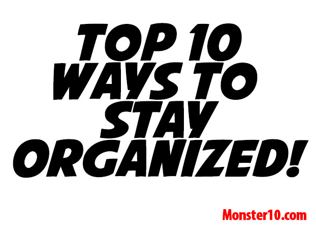 how to stay organized in clinical